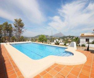 Grande villa   à Javea pour 15 personnes avec piscine privée p1