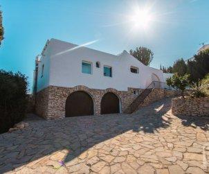 Villa   à Benissa pour 10 personnes avec piscine privée et belle vue mer p1