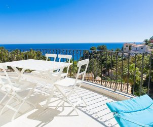 House   Javea 2 persons - panoramic to the sea p0