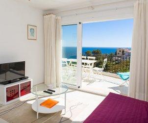 House   Javea 2 persons - panoramic to the sea p1