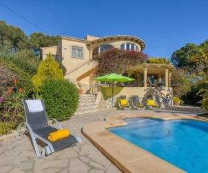 Villa   à Javea pour 9 personnes avec piscine privée p0