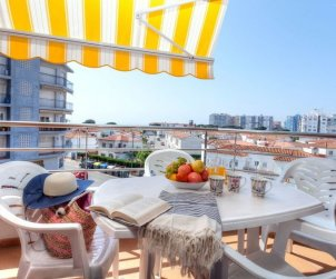 Flat   Blanes 4 persons - dishwaher p0