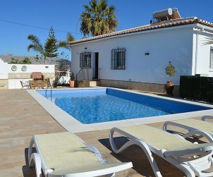 House   Torrox Costa 8 persons - private pool p0
