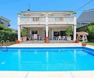 Villa   à Cambrils pour 12 personnes avec piscine privée p1
