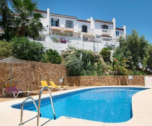 House   Nerja 5 persons - private pool p0