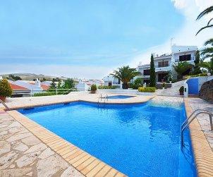 Villa   à Rosas pour 4 personnes avec piscine commune p2