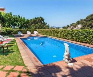 Villa   à Lloret del Mar pour 15 personnes avec piscine privée p0