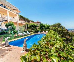 Villa   à Lloret del Mar pour 15 personnes avec piscine privée p2