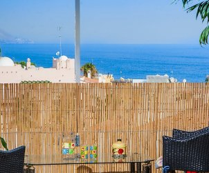 Flat   Nerja 3 persons - panoramic to the sea p2