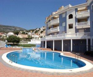 Appartement   à Alcocéber - Alcossebre pour 8 personnes avec piscine commune et climatisation p0