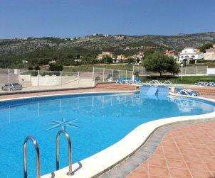 Appartement   à Alcocéber - Alcossebre pour 8 personnes avec piscine commune et climatisation p1