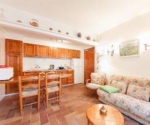 Appartement   à Pals pour 3 personnes avec lave-linge p2