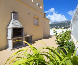 Villa   à Calpe pour 8 personnes avec piscine commune p2