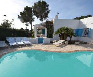 Villa   à Ametlla de Mar pour 9 personnes avec piscine privée protégée et proche mer p0