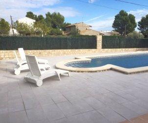 Villa   à Ametlla de Mar pour 6 personnes avec piscine privée p1