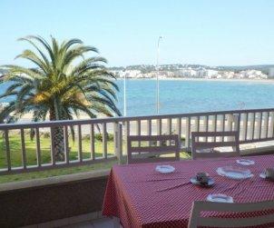 Appartement   à L'Escala pour 6 personnes avec piscine commune et vue mer p0
