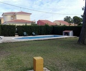 Villa   à Ametlla de Mar pour 8 personnes avec piscine privée p1