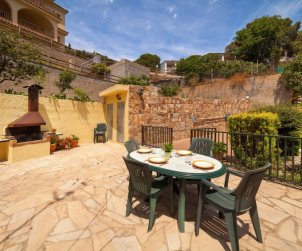 Villa   à Tossa de Mar pour 8 personnes avec piscine privée p2