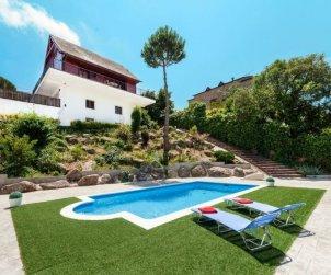 Villa   à Tordera pour 6 personnes avec piscine privée p0
