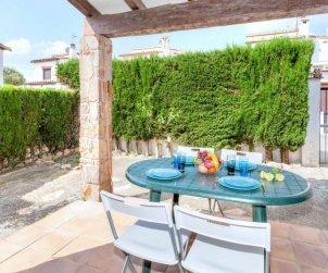 Villa   à L'Escala pour 4 personnes avec lave-linge p0