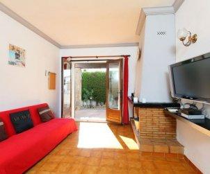 Villa   à L'Escala pour 4 personnes avec lave-linge p2