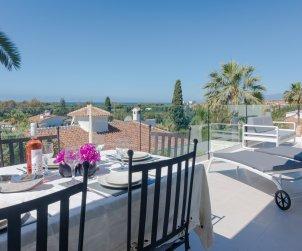 Villa   à Marbella pour 10 personnes avec vue exceptionnelle p1