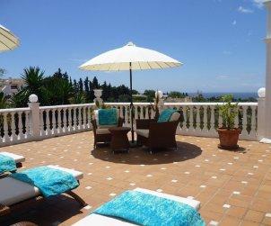 Villa   à Marbella pour 6 personnes avec piscine privée p0