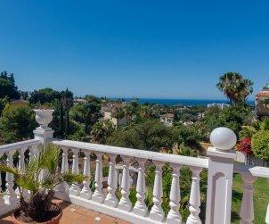 Villa   à Marbella pour 6 personnes avec piscine privée p1