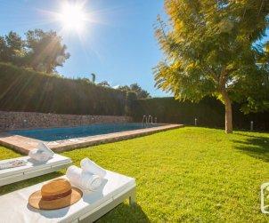 Villa moderne à Benissa pour 6 personnes avec piscine privée, internet et climatisation p2