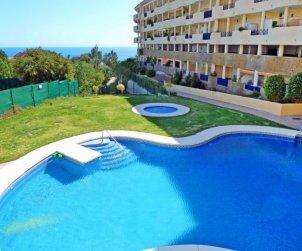 Appartement   à Fuengirola pour 4 personnes avec piscine commune p0