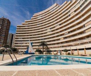 Appartement   à Calpe pour 2 personnes avec piscine commune p2