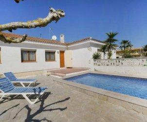 Villa   à Deltebre  -  Riumar pour 7 personnes avec lave-linge p1