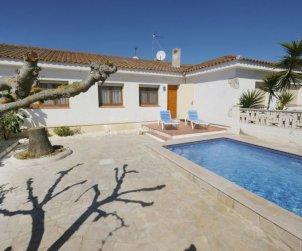 Villa   à Deltebre  -  Riumar pour 7 personnes avec lave-linge p2