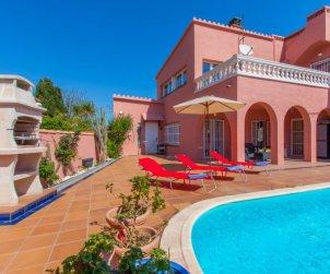 Villa   à Empuriabrava pour 8 personnes avec piscine privée p1
