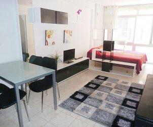 Appartement   à Fuengirola pour 3 personnes avec télévision p0