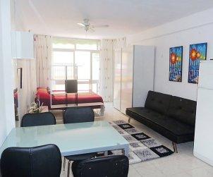 Appartement   à Fuengirola pour 3 personnes avec télévision p2