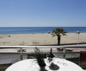 Flat   Cambrils 5 persons - panoramic to the sea p1