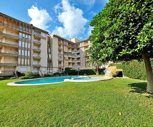 Appartement   à Javea pour 4 personnes avec piscine commune p0