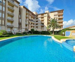 Appartement   à Javea pour 4 personnes avec piscine commune p1