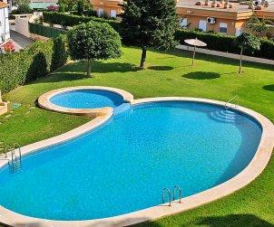 Appartement   à Javea pour 4 personnes avec piscine commune p2
