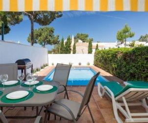 Villa   à Loulé pour 6 personnes avec piscine privée p1