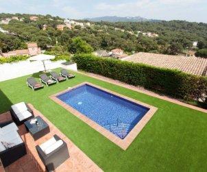 Villa   à Lloret del Mar pour 8 personnes avec piscine privée p2