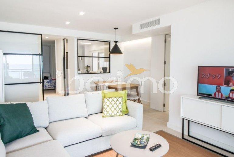 Appartement   à Benidorm pour 6 personnes avec belle vue mer p3