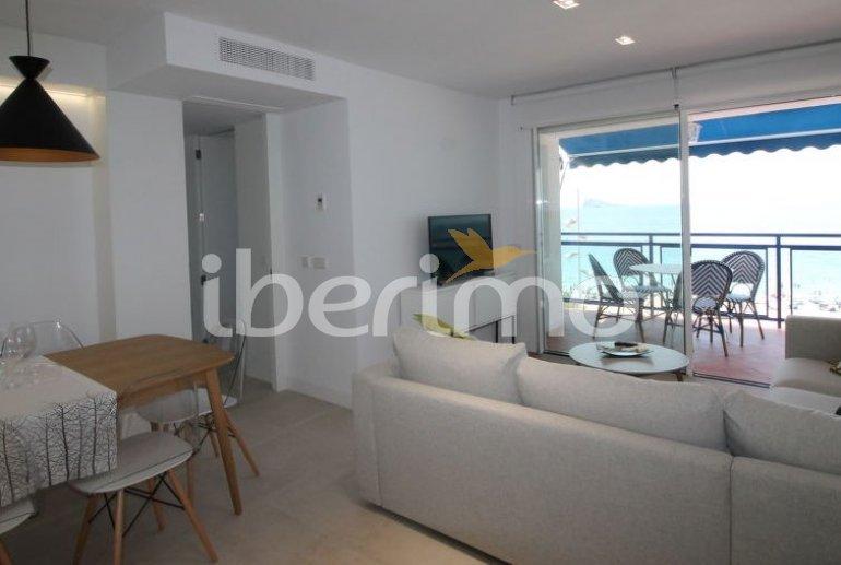 Appartement   à Benidorm pour 6 personnes avec belle vue mer p4