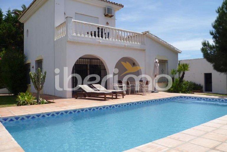 Villa   à Marbella pour 6 personnes avec belle vue mer p0