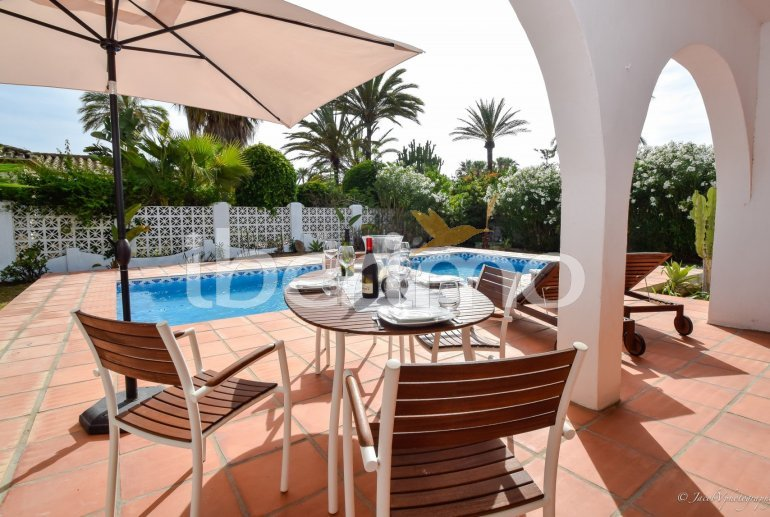 Villa   à Marbella pour 6 personnes avec belle vue mer p2