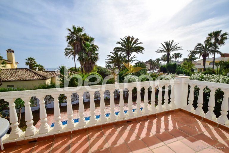 Villa   à Marbella pour 6 personnes avec belle vue mer p3