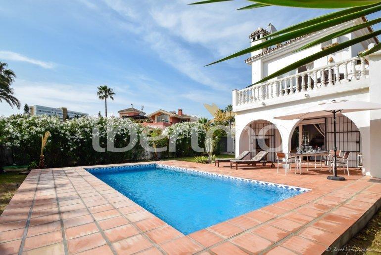 Villa   à Marbella pour 6 personnes avec belle vue mer p21