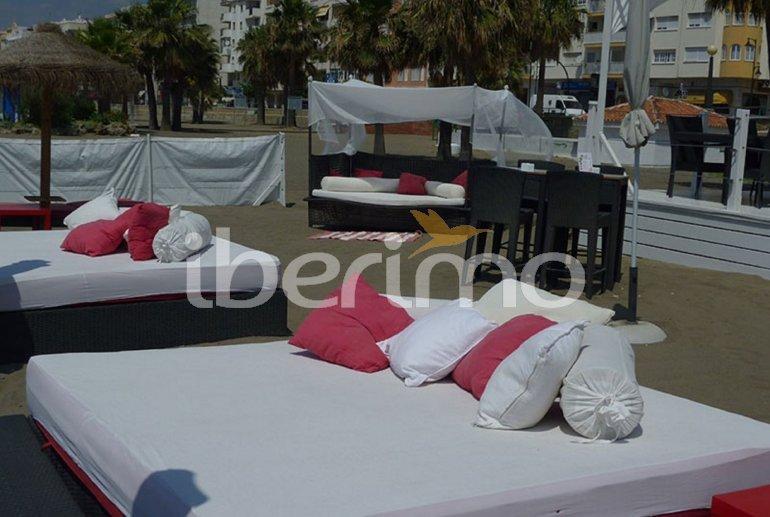 Appartement   à Marbella pour 6 personnes avec piscine commune p17