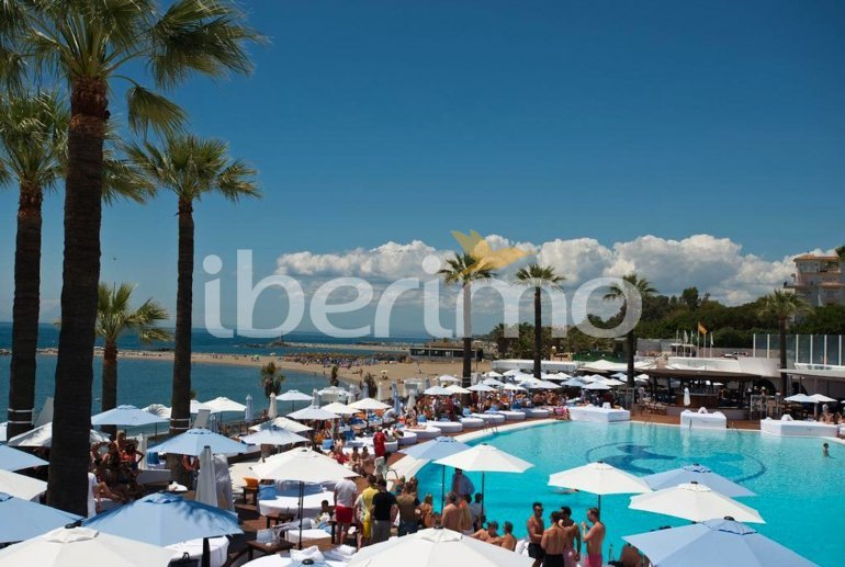 Appartement   à Marbella pour 6 personnes avec piscine commune p22